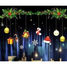 Load image into Gallery viewer, 【Limited time offer 40%】Christmas Window Electrostatic Stickers