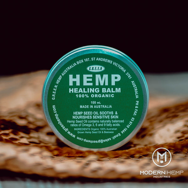 Hemp Healing skin Cream 100 % organic seed oil all natural with beeswax Moisturising - Modern Hemp | Home of Hemp! We promote Hemp products and using Hemp