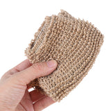 Fibre Bath Gloves Exfoliating Skin Wash - Modern Hemp Industries | Home of Hemp! We promote Hemp products and using Hemp!