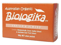Australian Biologika Vanilla Almond Soap (Organic) - Modern Hemp Industries | Home of Hemp! We promote Hemp products and using Hemp!