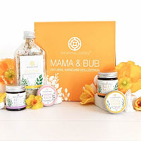 The Physic Garden Mama & Bub Natural Skincare Collection - Modern Hemp Industries | Home of Hemp! We promote Hemp products and using Hemp!