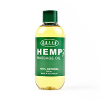 Hemp massage oil 100% organic seed all natural Moisturising with beeswax - Modern Hemp Industries | Home of Hemp! We promote Hemp products and using Hemp!