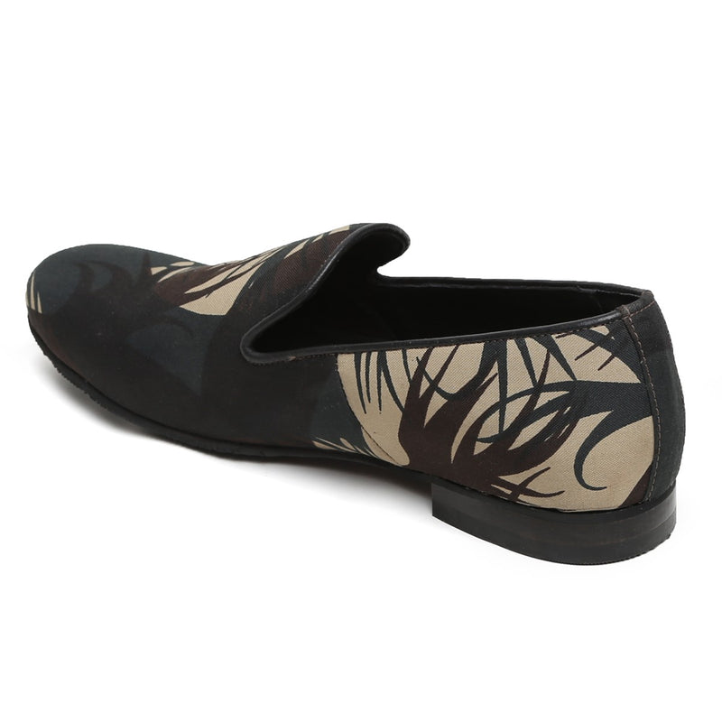 Camo Print Canvas Slip-On By Bareskin