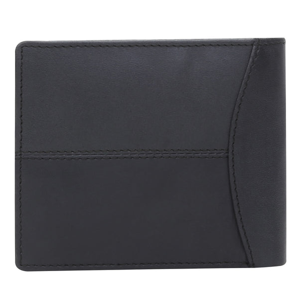 VEG TANNED HAND POLISHED LEATHER WALLET BY BRUNE
