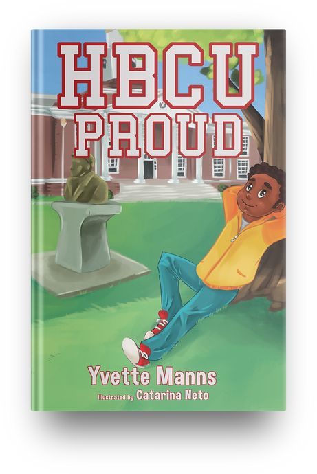 HBCU Proud Children's Book