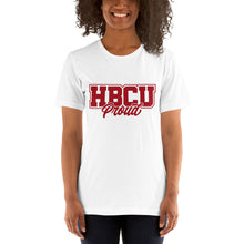 Load image into Gallery viewer, Women's HBCU Proud Short-Sleeve T-Shirt