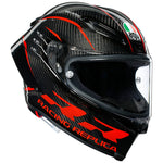 AGV PISTA GP RR PERFORMANCE [CARBON/RED]