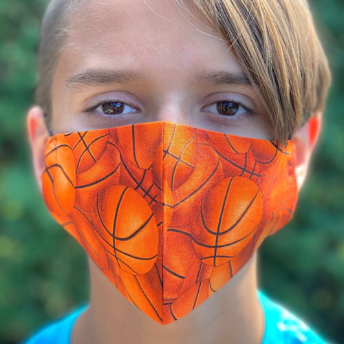 Masque de basketball - Basketball face mask