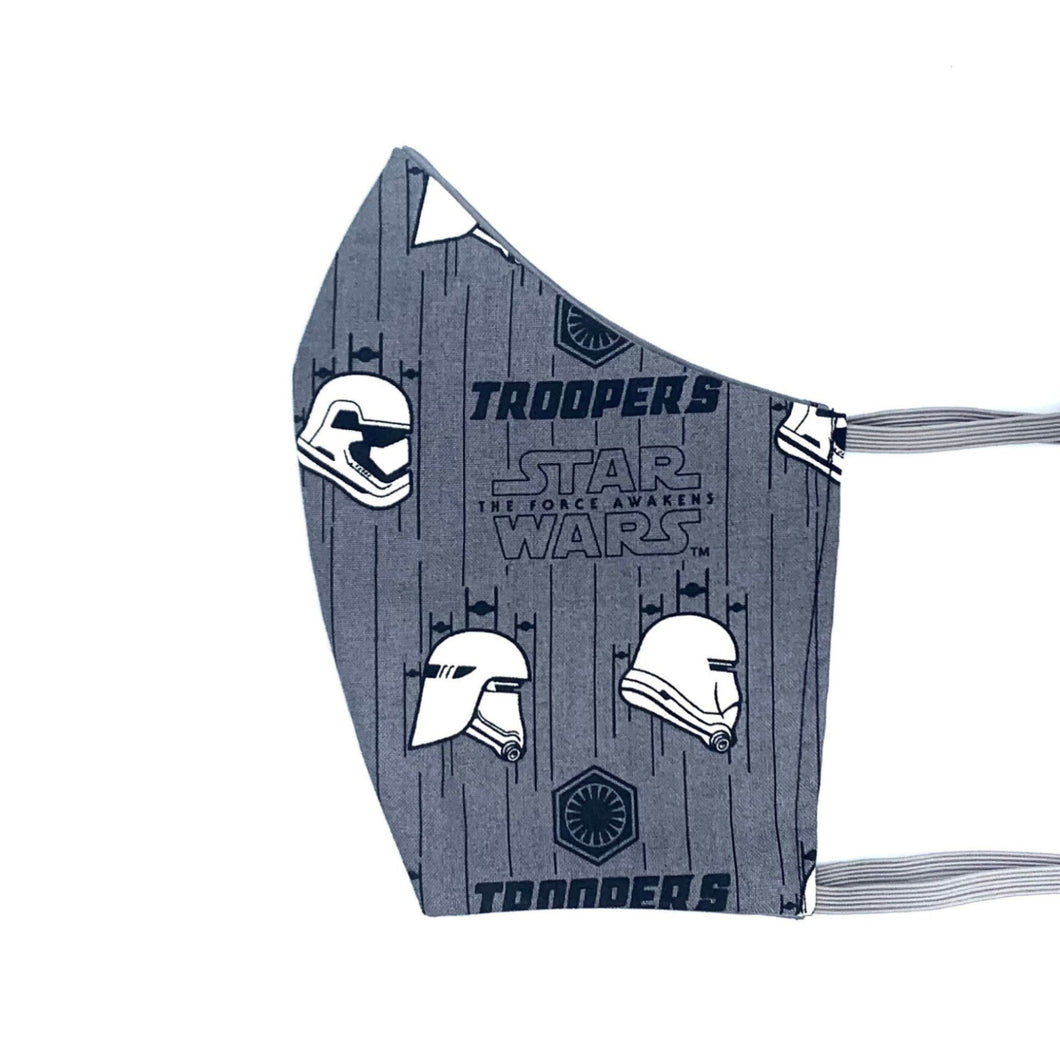 motifs star wars- troopers