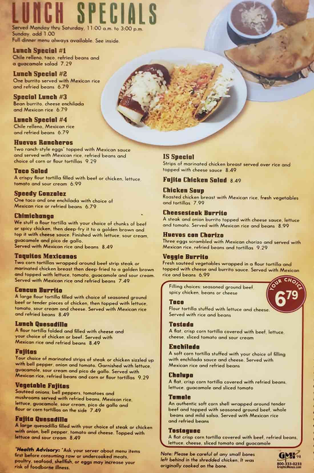 Cancun-Mexican-Grill-Saline-Dine-In-Menu-Page-12