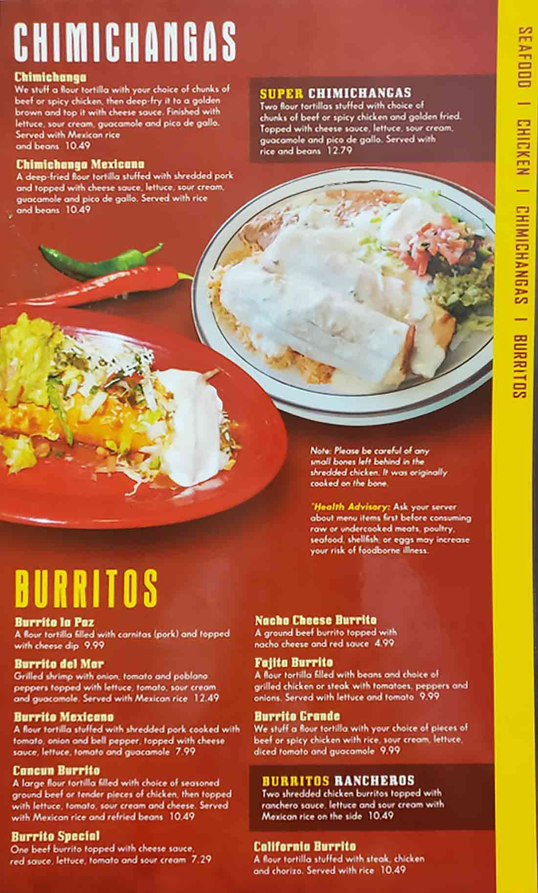 Cancun-Mexican-Grill-Saline-Dine-In-Menu-Page-9