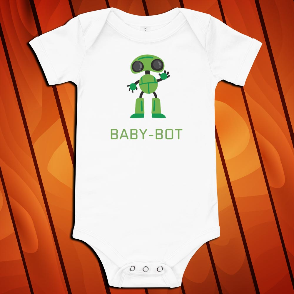 BabyBot - Baby One Piece