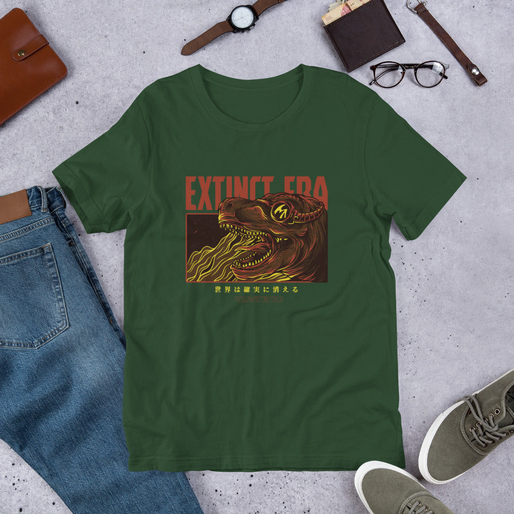 Extinct Era - Tshirt