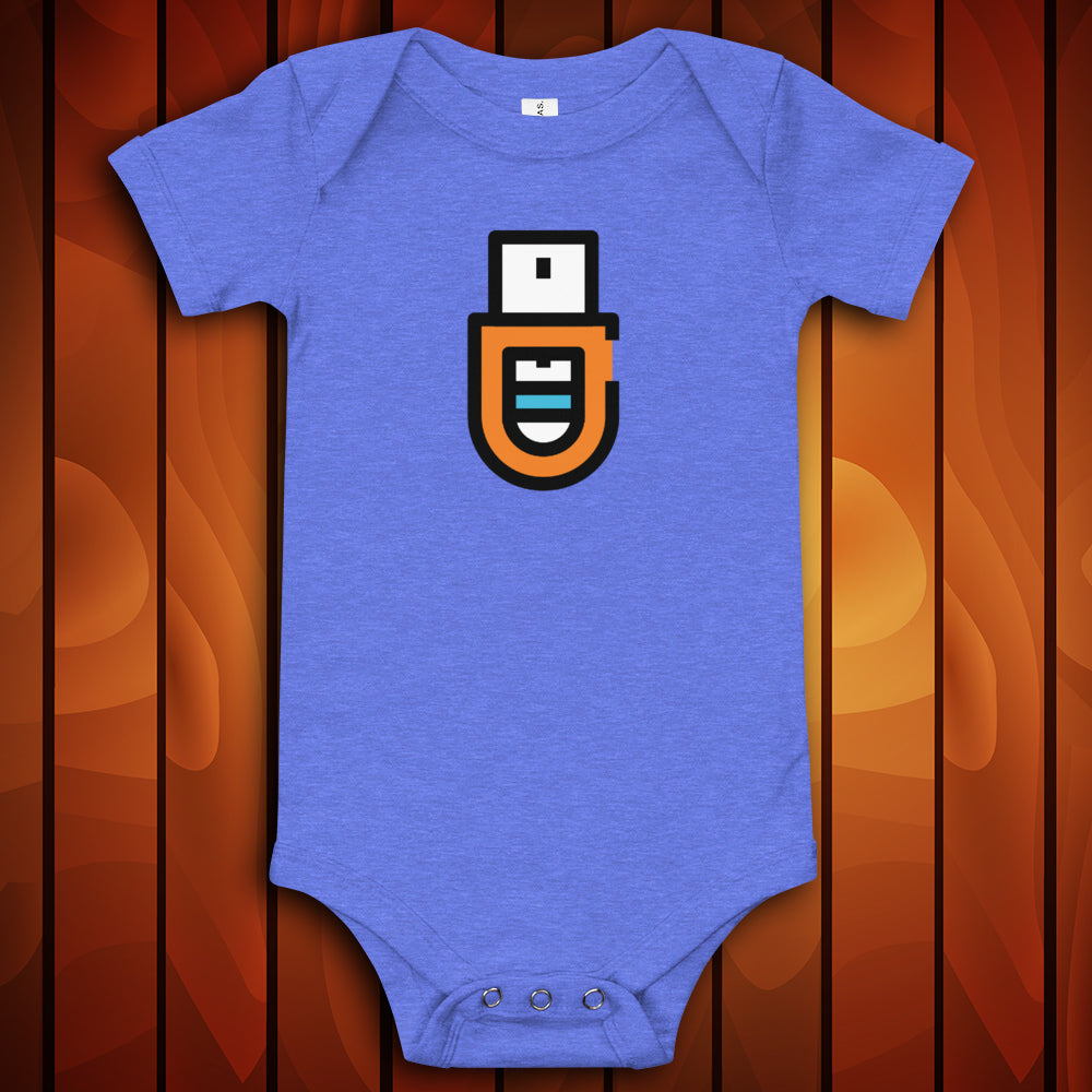 USB - Baby One Piece