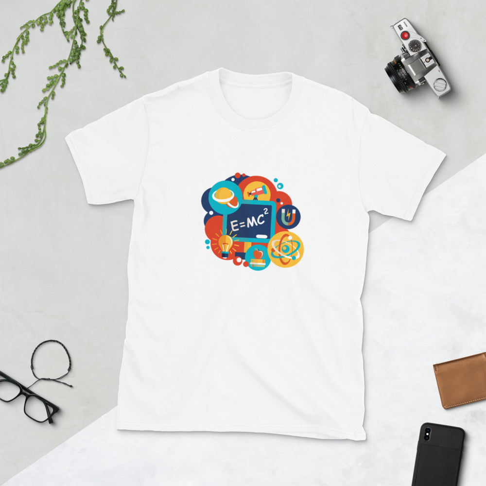 E=MC² - Dad Tshirt