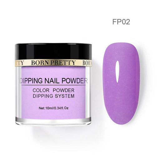 Fluorescence Dipping Nail Powder (FP02) 200001150 Born Pretty