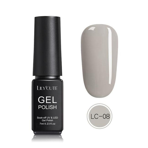 Soak-Off Gel Polish 7ml (LC-08) 200001155 Lilycute