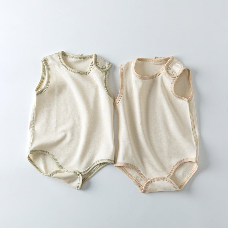 Plain Infant Onesies