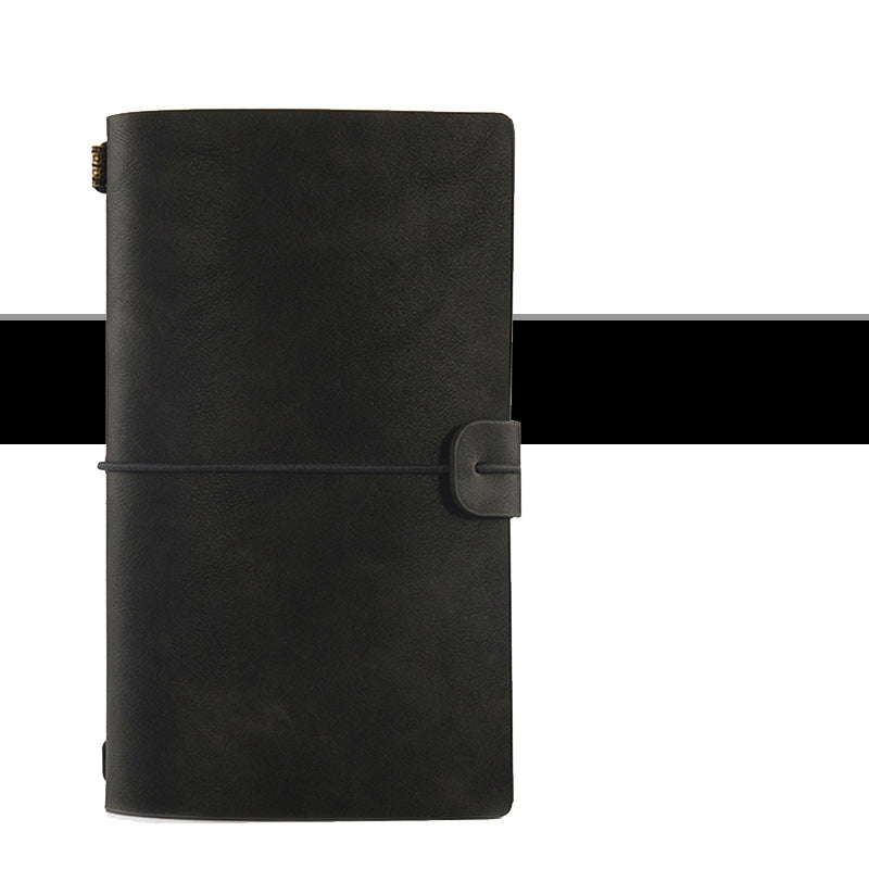 PU Leather Strap Notebook