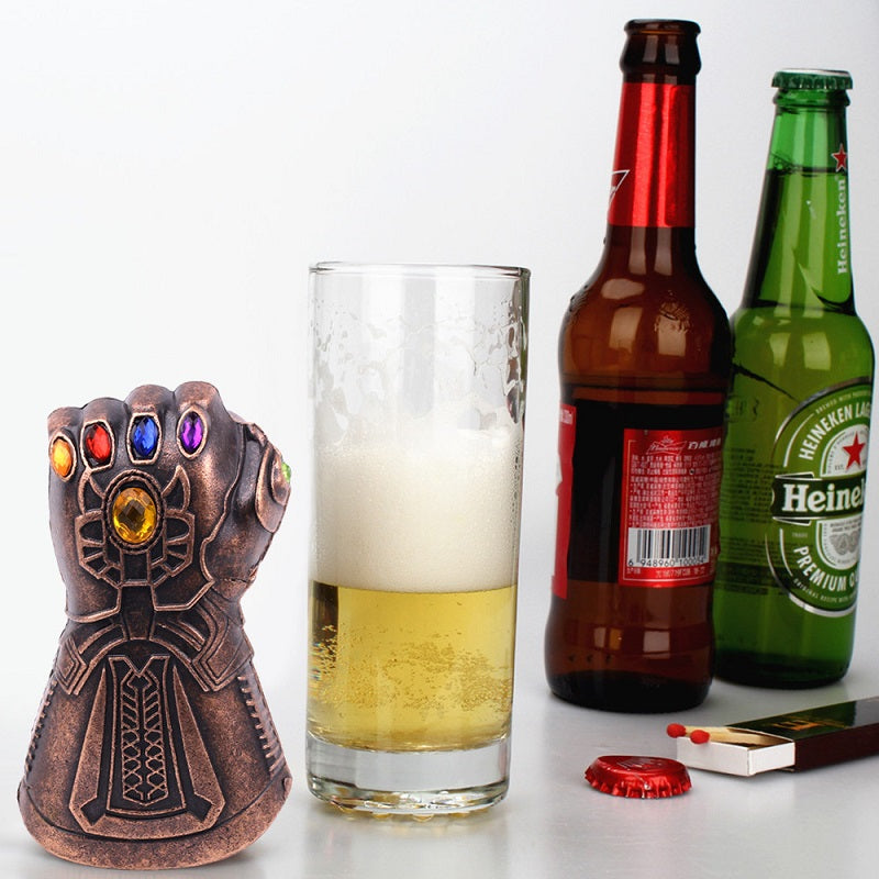 Gauntlet Bottle Opener
