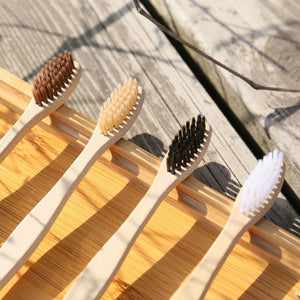 Recycled Bamboo Toothbrush