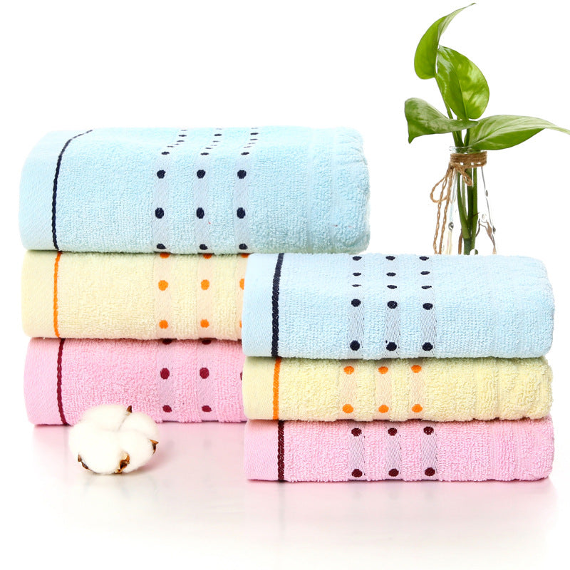 Pastel Bath Towel