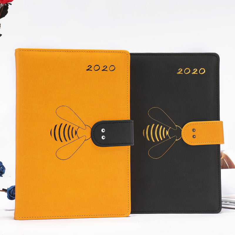 Bee's Knees 2020 Recycled Paper Notebook
