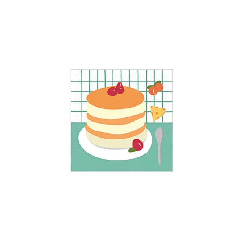 Alluring Foods Notepad