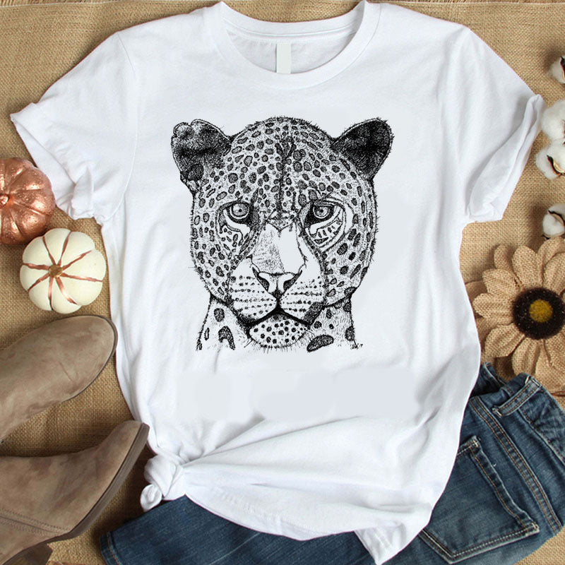 Calm Leopard Shirt
