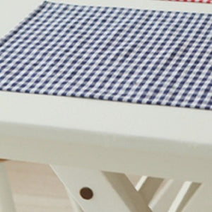 Small Plaid Placemat