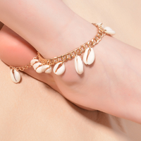 Pooka Shell Anklet
