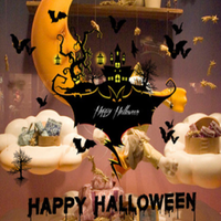 Happy Halloween Wall Sticker