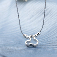 Mickey Charm Necklace