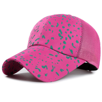 Splatter-Paint Trucker Cap