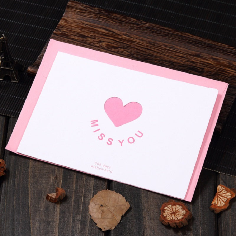 """Love is Forever"" Greeting Card"