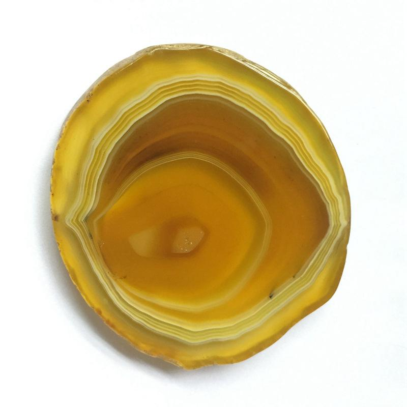 Colorado Agate Crystal Coaster