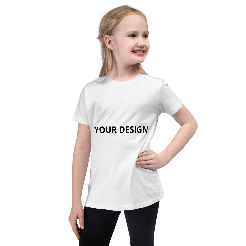 Youth Short Sleeve T-Shirt - tie-dyeathome