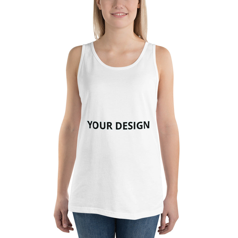 Customizable Women Tank Top - tie-dyeathome