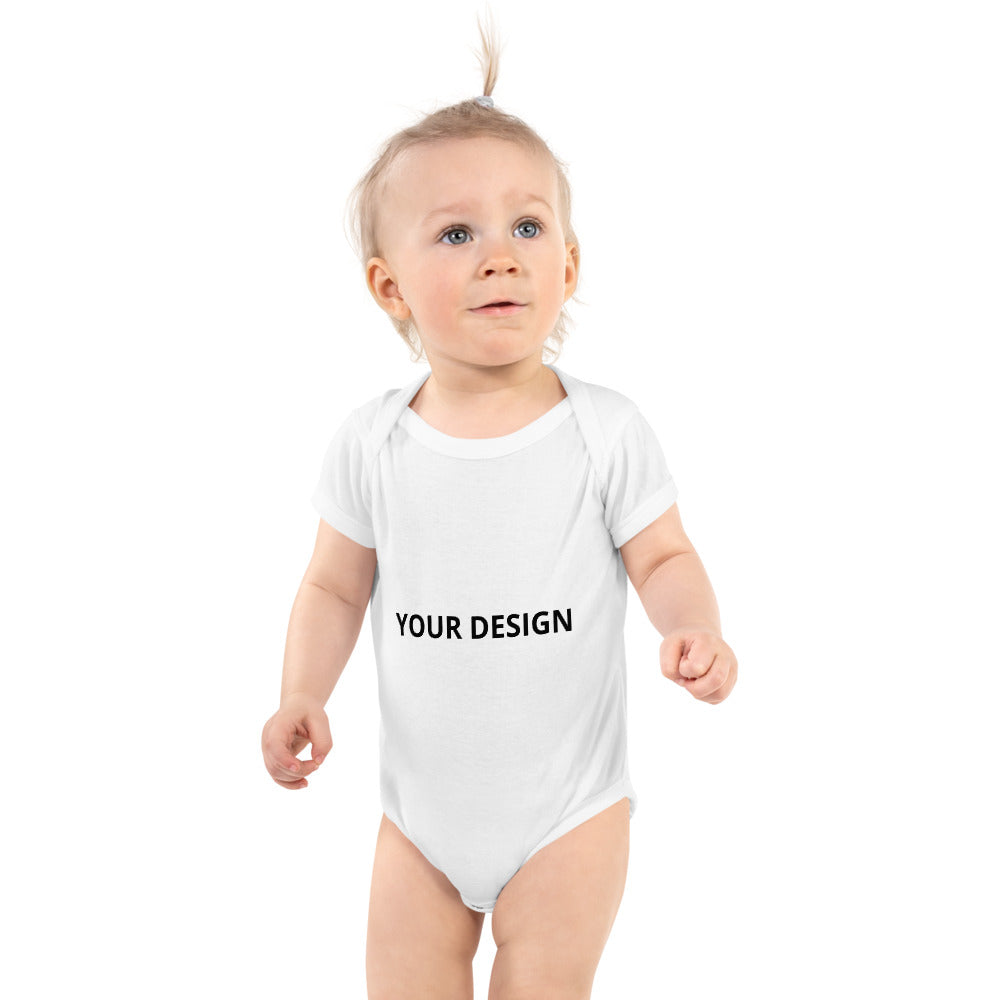 Infant Bodysuit - tie-dyeathome