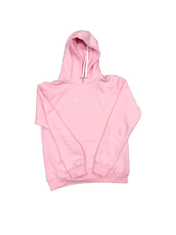 Pink Worth It Hoodie