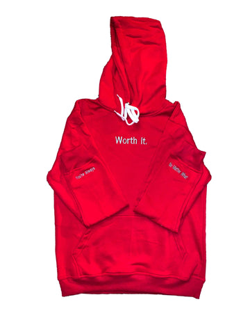 Scarlet Worth It Hoodie