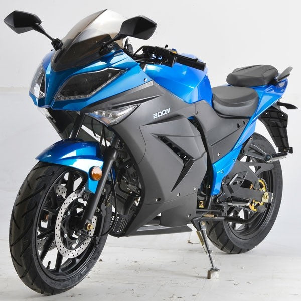 SuperBike GT 125cc Full Size Motorcycle - Power Dirt Bikes