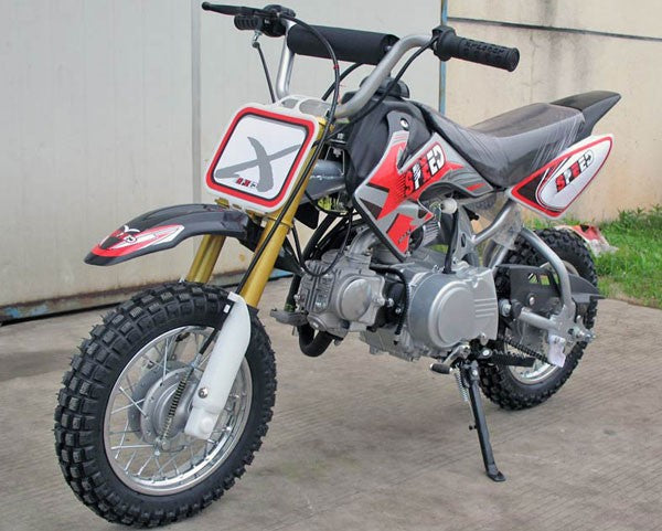 DB-18x 110cc Kids Dirt Bike - Power Dirt Bikes