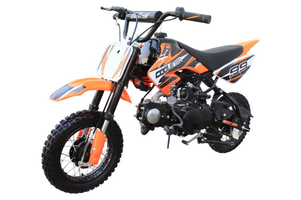 Coolster QG-213A 110cc Fully Auto Mini Size Dirt Bike - Power Dirt Bikes
