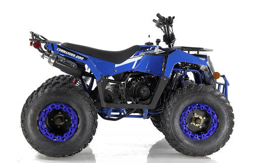 Apollo Commander 200cc Full Size ATV - Power Dirt Bikes
