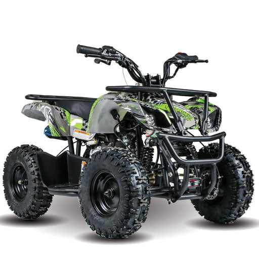 Mini Hunter 60cc Kids ATV - Power Dirt Bikes