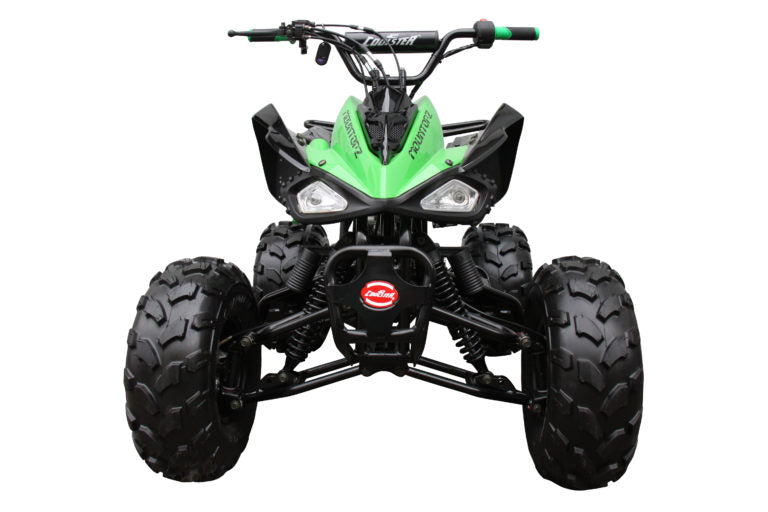 Coolster 3125CX-2 125cc ATV Fully Automatic Mid Size - Power Dirt Bikes