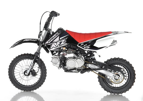 Apollo DB x6 125cc Automatic Dirt Bike - Power Dirt Bikes