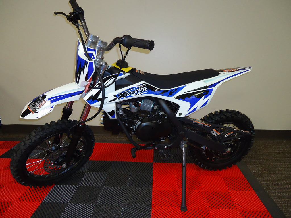 RPS 110cc Kids Size Semi Auto Dirt Bike - IN STOCK SOON!! ORDER TODAY!!