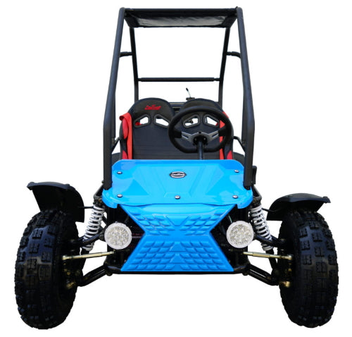 Coolster GK-6125B 125cc Fully Automatic Go Kart - Power Dirt Bikes